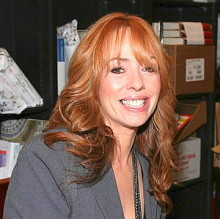 """Mackenzie Phillips Book Signing For """"High On Arrival"""""""